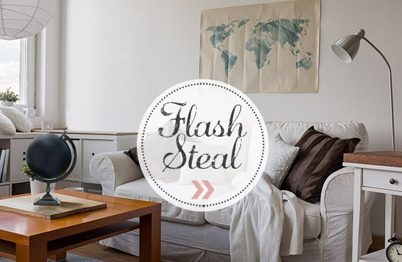 Click to see our Flash Steal