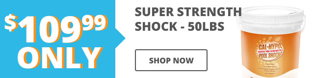 Super Strength Pool Shock