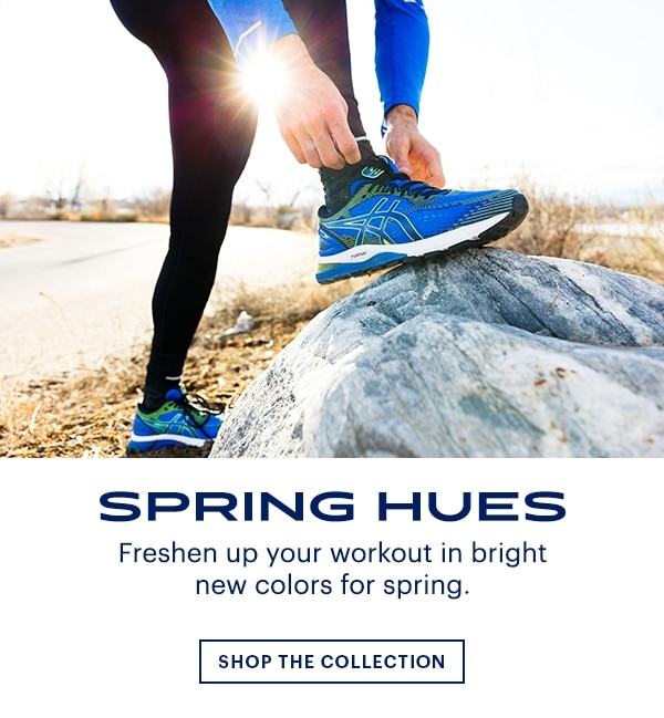 Spring Hues, Shop The Collection