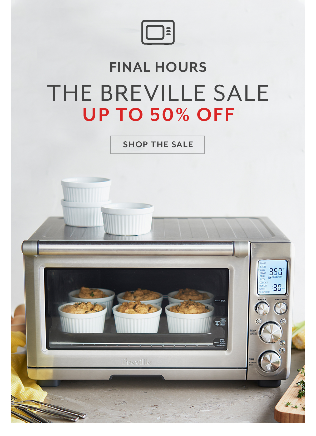 The Breville Sale