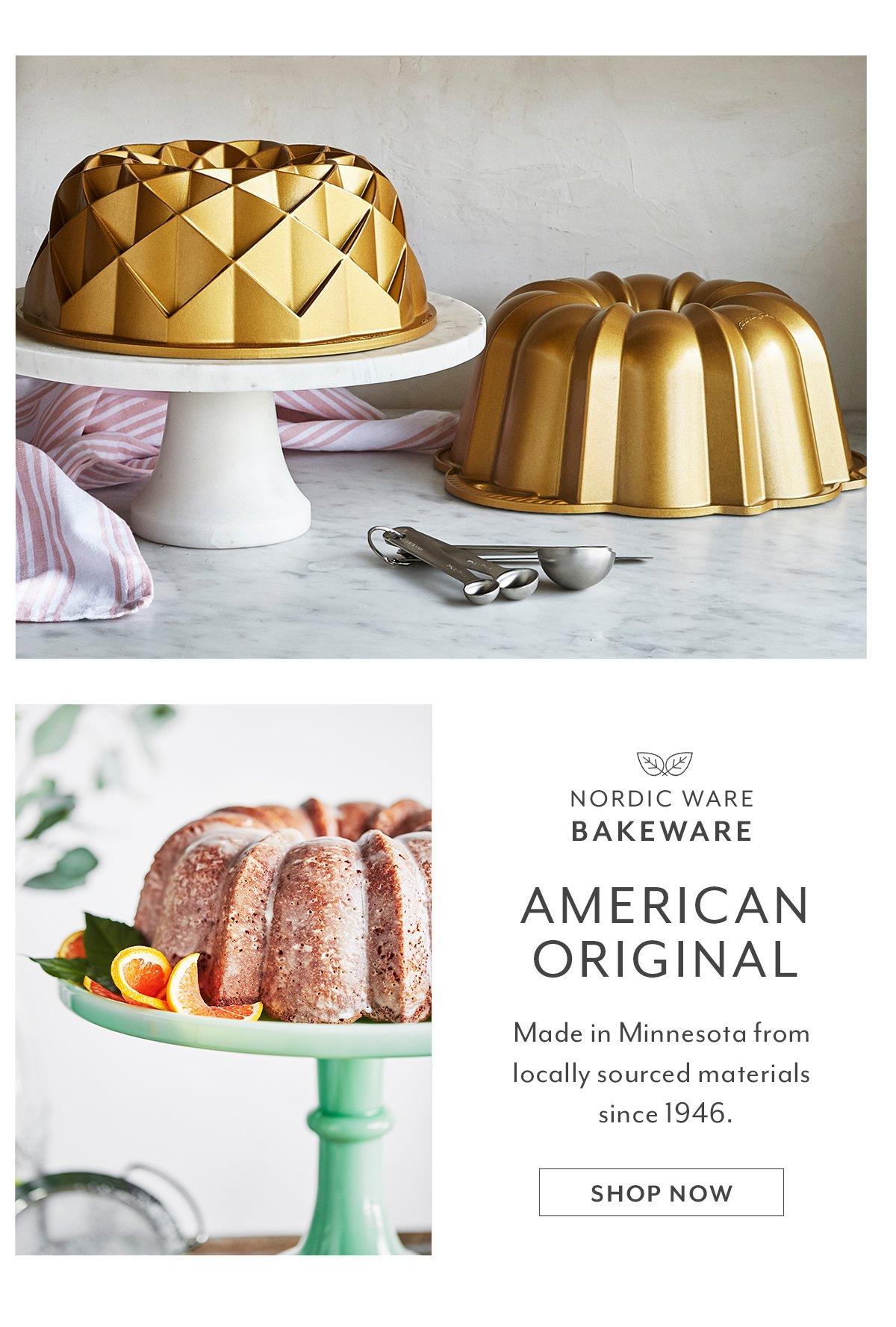 Nordic Ware Bakeware