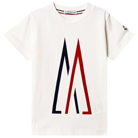 Moncler Off-White M Logo T-Shirt