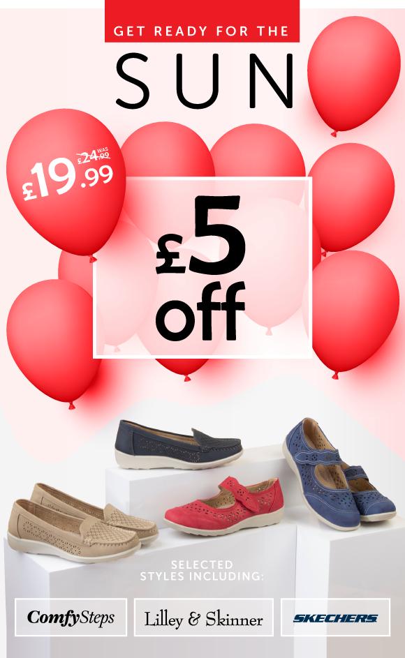 £5-Off-Selected-Footwear