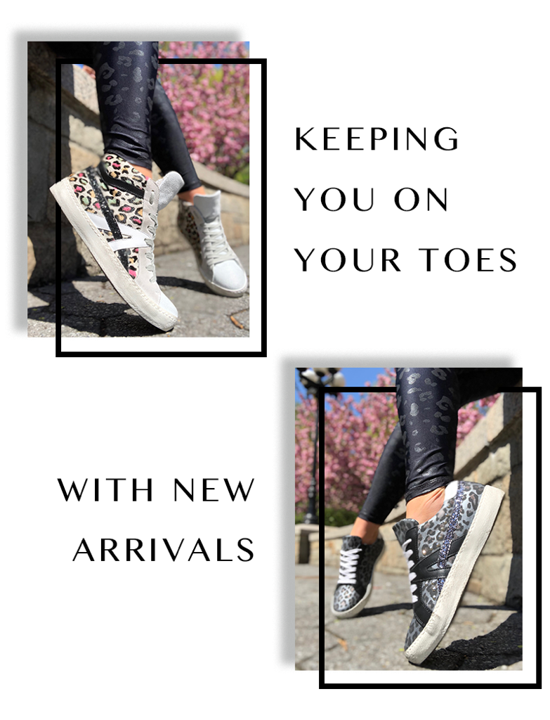 Shop The Shoe Box: NEW ARRIVALS 😍 keeping you on your toes | Milled