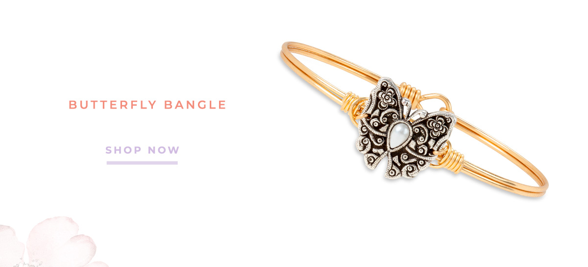 BUTTERFLY BANGLE | SHOP NOW
