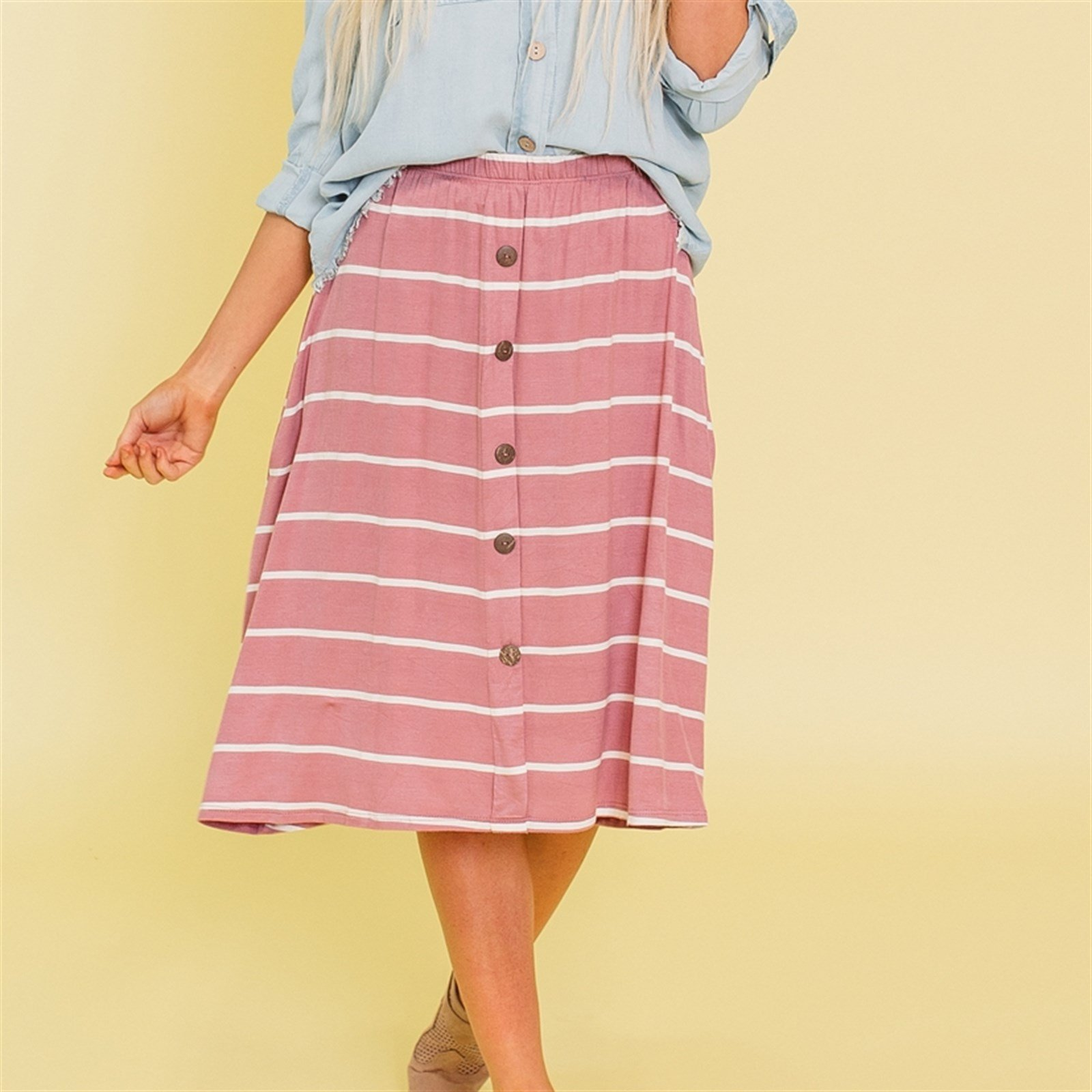 6806c8a680 Easy Button Skirts | S-3XL$19.99 | $34.95 | 43% off
