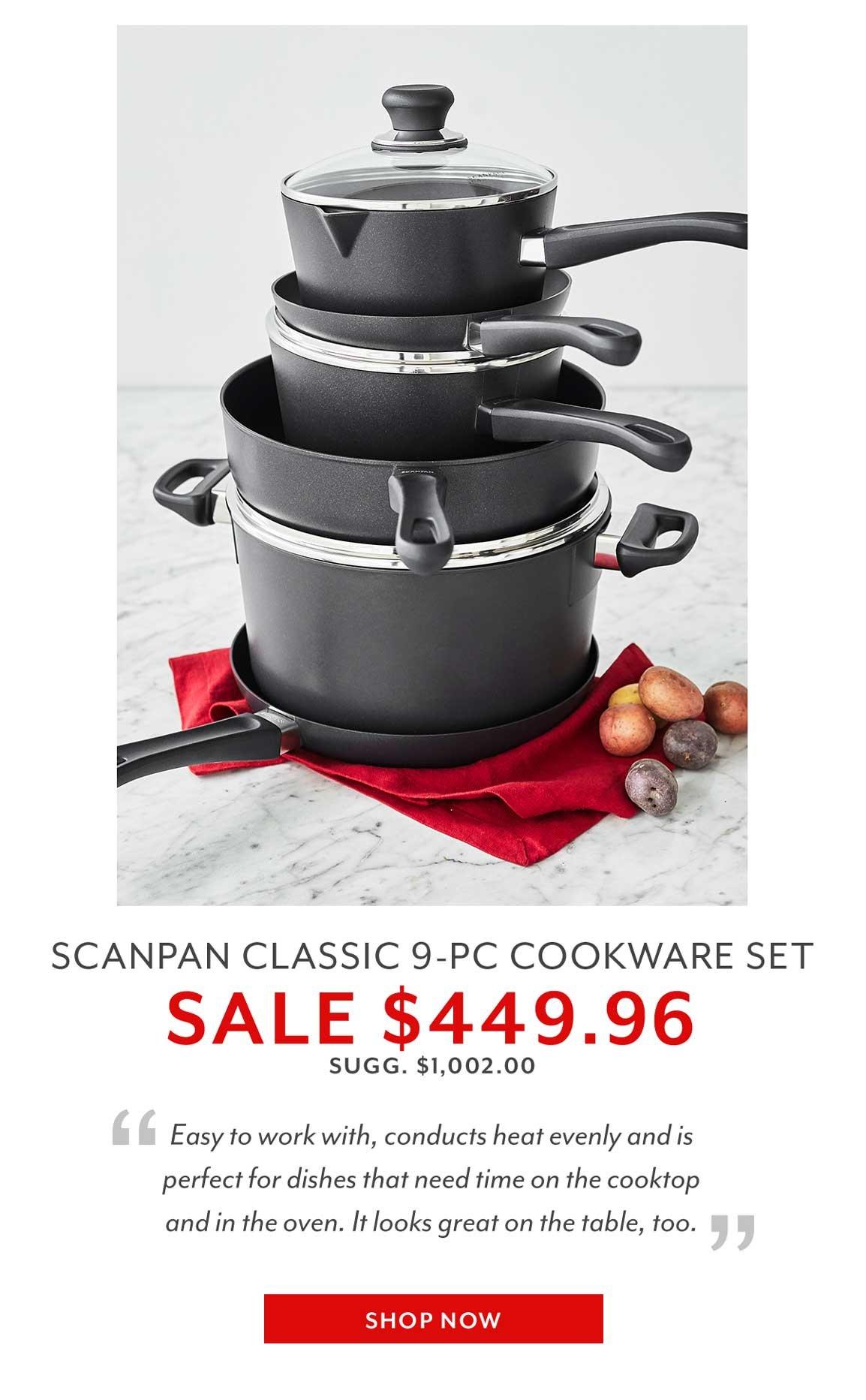 Scanpan Classic 9-PC set
