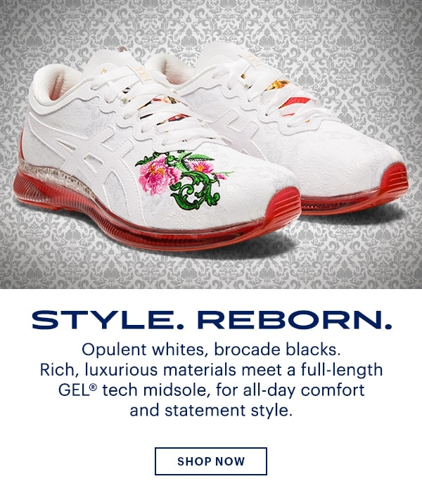 Style. Reborn. Shop Now
