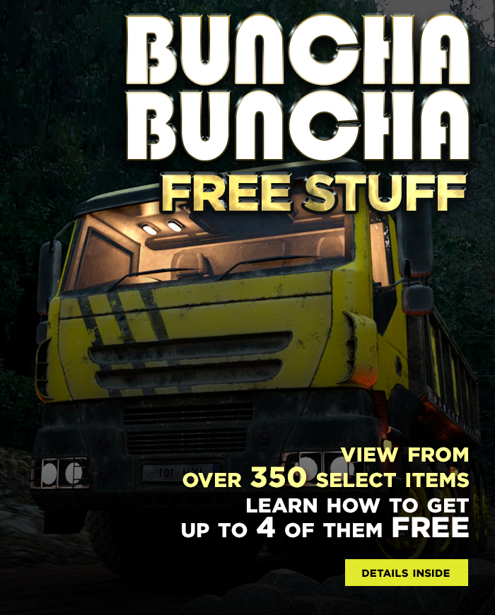 DAZ 3D: Buncha Buncha Free Stuff | Milled