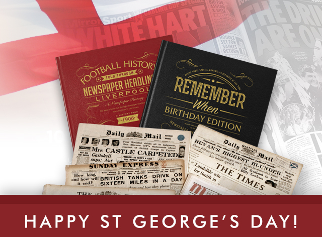 St Georges Day Sale