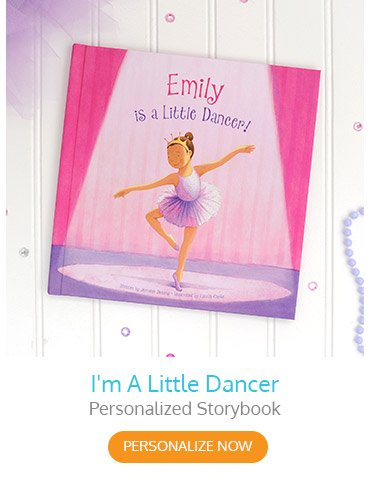 I'm a Little Dancer Personalized Storybook