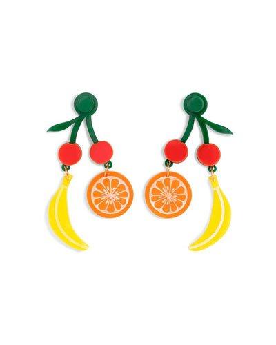 Fruit Stack Earrings