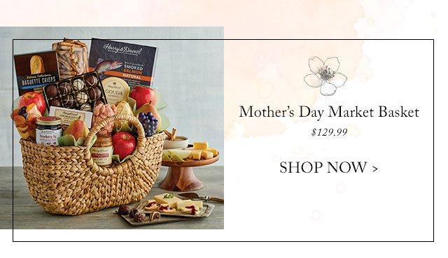 Mother's Day Market Basket