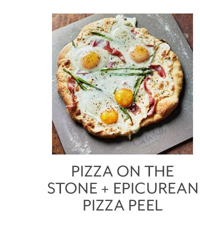 Class: Pizza On the Stone + Epicurean Pizza Peel