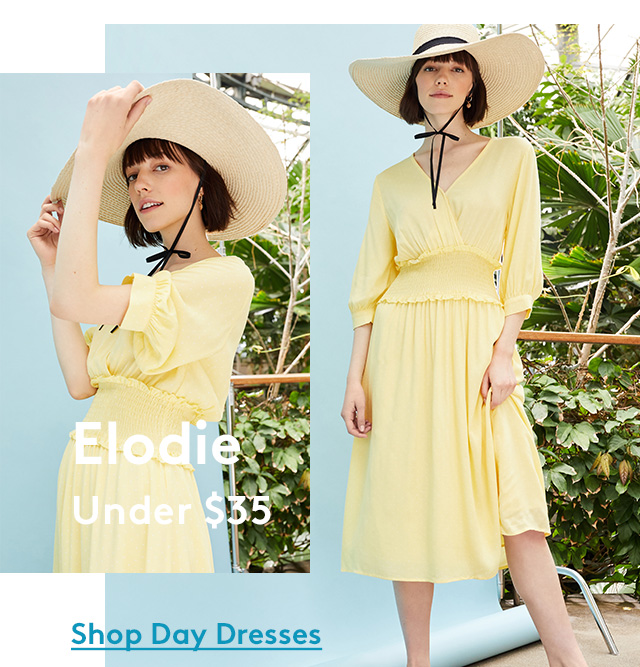 Elodie   Under $35   Shop Day Dresses