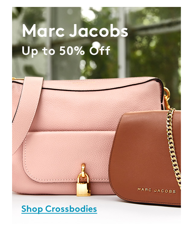 Marc Jacobs | Up to 50% Off | Shop Crossbodies