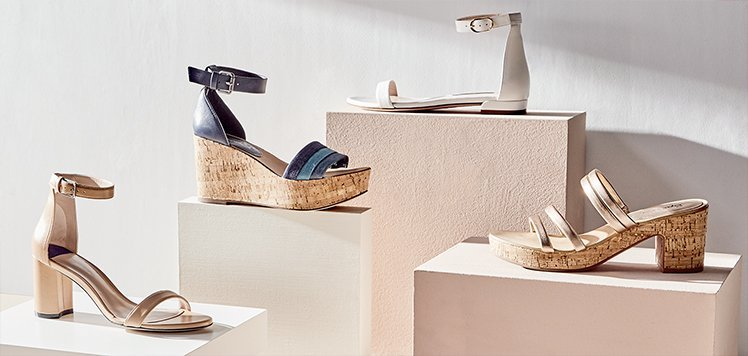 All the Sandals You Need, Here
