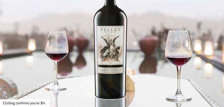 93-Point Cabernet From Pellet Estate