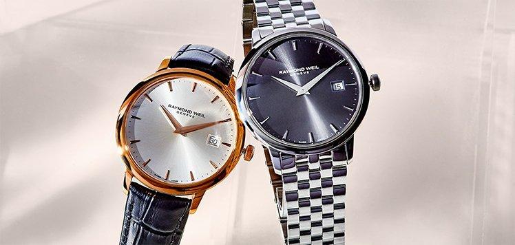 Raymond Weil & More Men's Watches