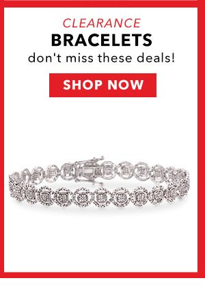 Clearance Bracelets. Shop Now