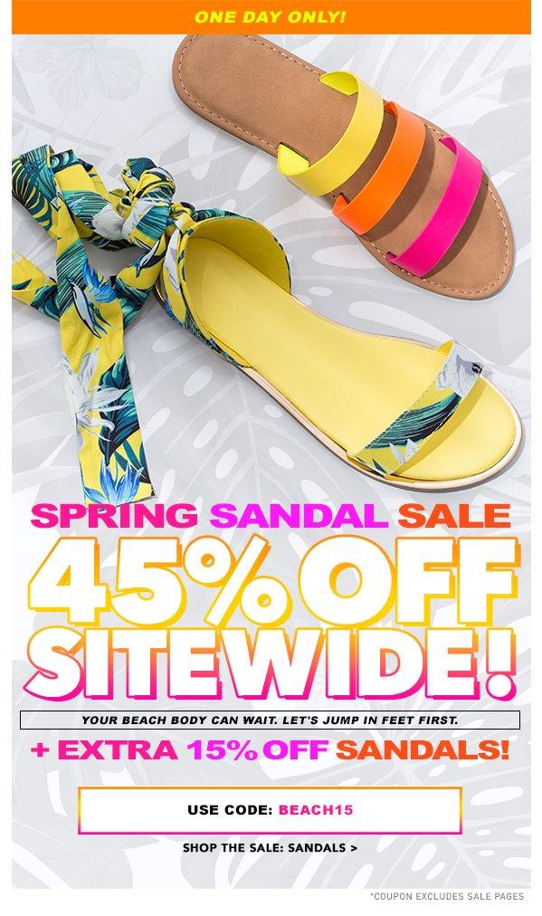 e4c48d6d08b0 GoJane  Sandal Sale  45% Off Sitewide + Extra 15% Off Sandals!