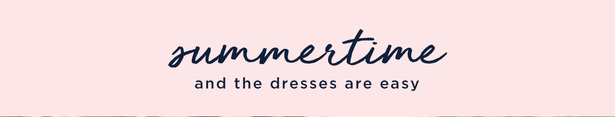 Shop our new spring summer dresses for women