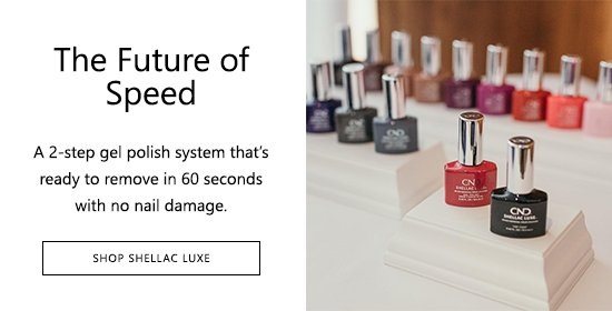 Shop CND Shellac Luxe