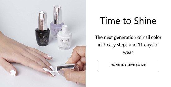 Shop OPI Infinite Shine