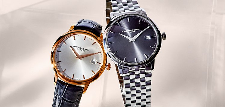 Raymond Weil & More Men's Watches