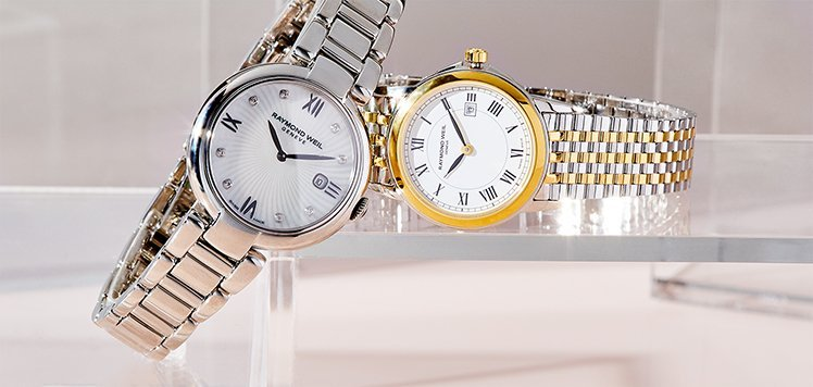 Raymond Weil & More Women's Watches