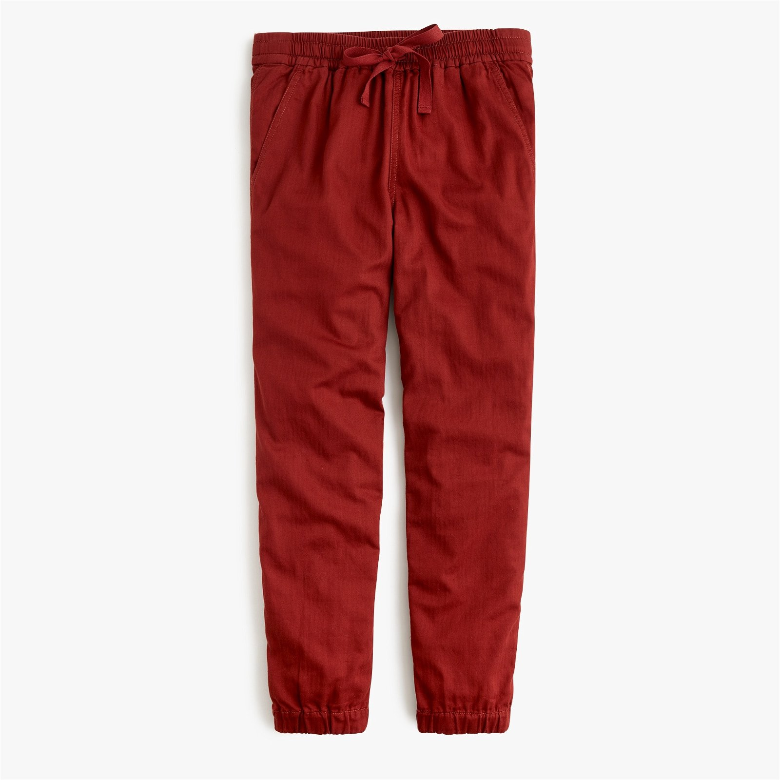 Classic Point Sur seaside pant in cotton twill