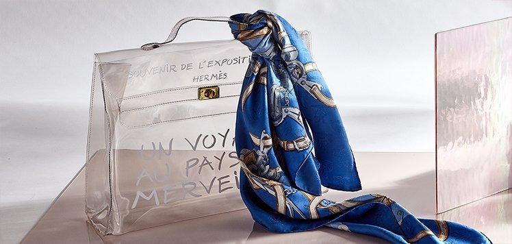 The Luxe Salon: Hermès & More