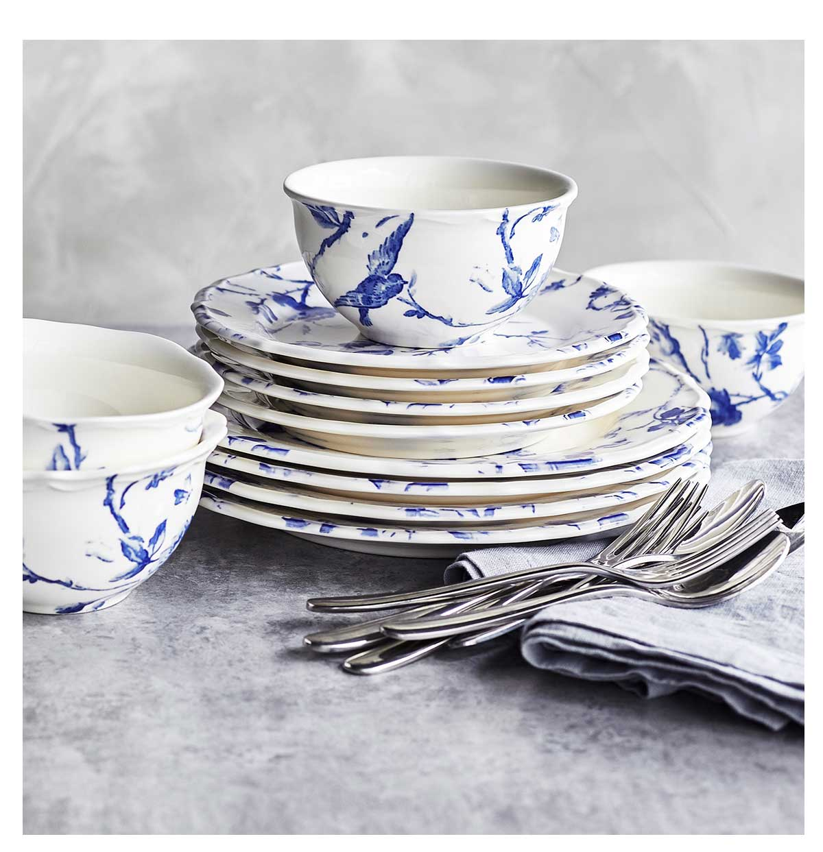 Shop Dinnerware Collections