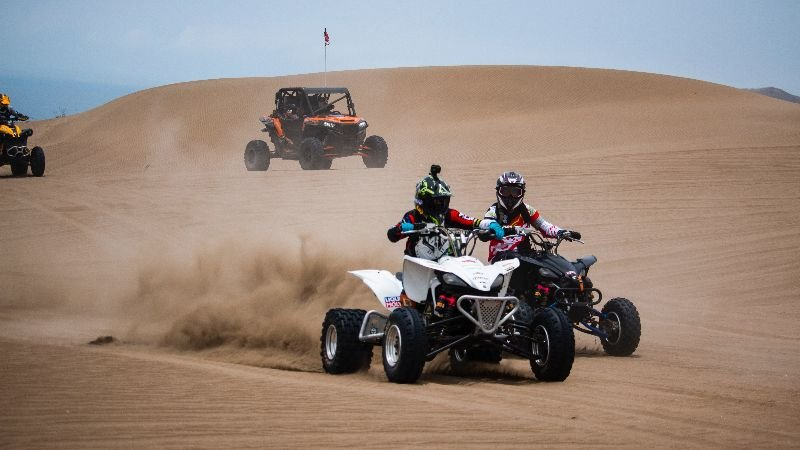 Book ATV activities and more with Way