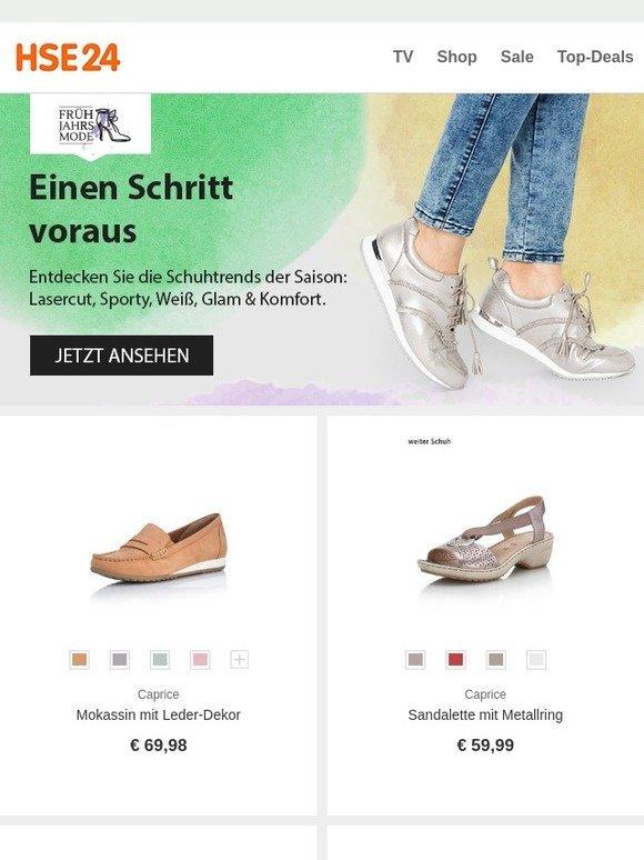 HSE24.at: Tolle Schuhe schick UND bequem! Natürlich von