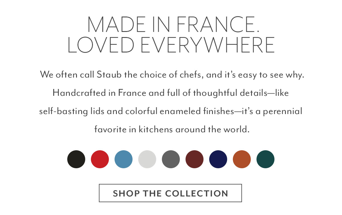 All Staub Sale
