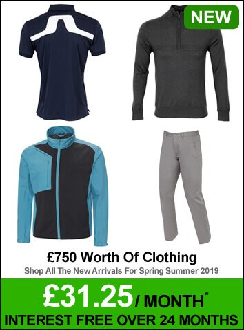 £750 Of The Latest Clothing