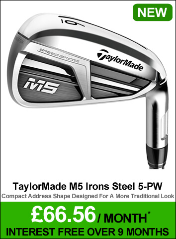 TaylorMade M5 Irons