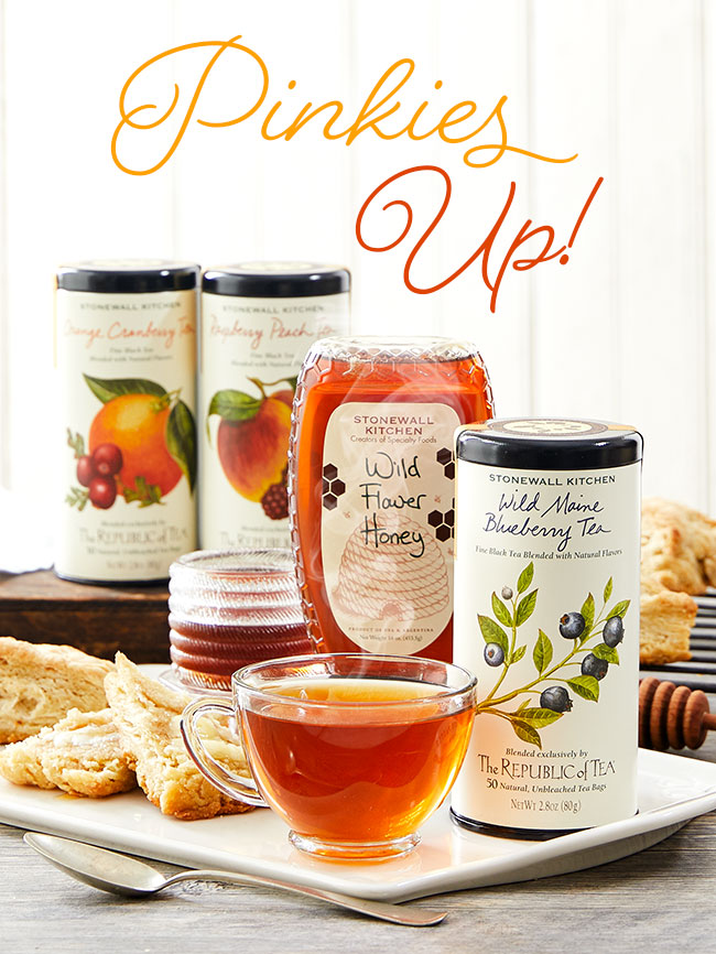 Stonewall Kitchen, LLC: Our Cup of Tea | Milled