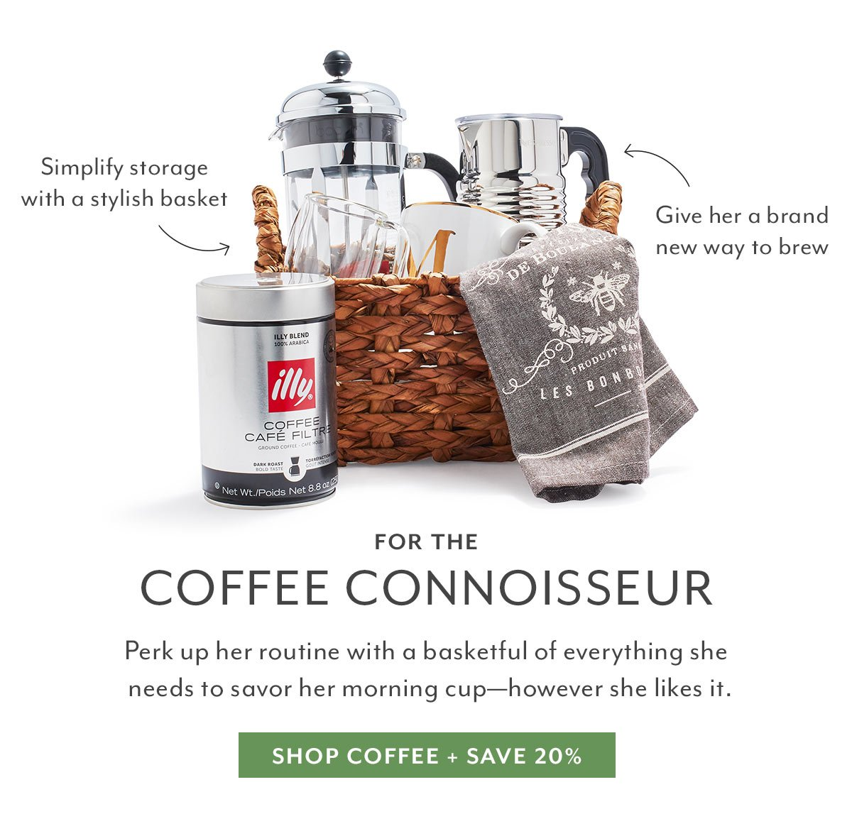 For the Coffee Connoisseur