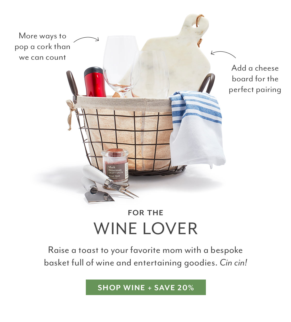 For the Wine Lover