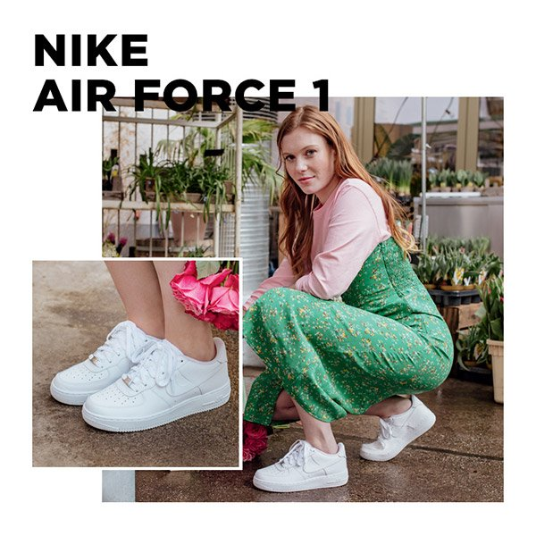 sidestep : Nike Air Force 1 | Nike Air Max 270