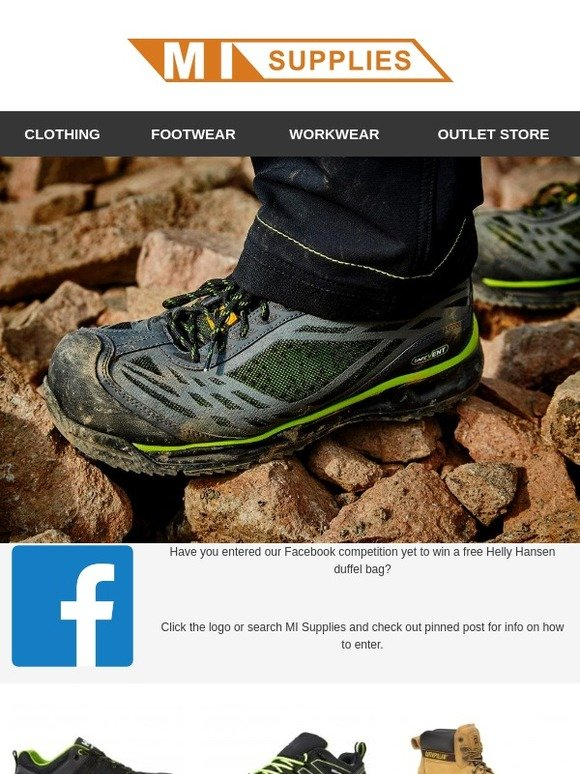 5e45eb65f4167 MI Supplies: Lace Up with Our Best Footwear | Milled