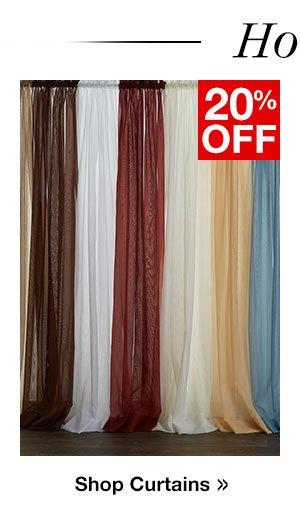 Shop Curtains!