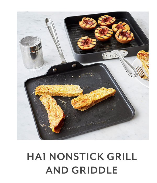 Grill and Griddles