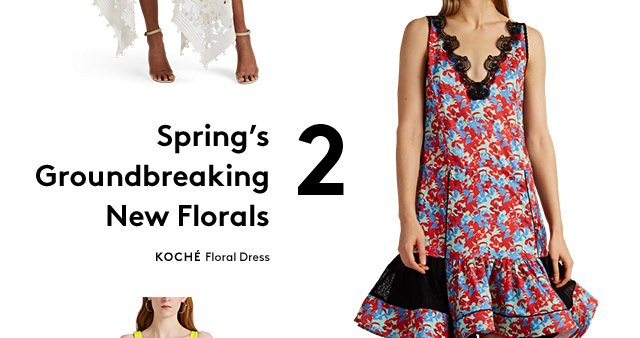 From crisp white to prints and more.