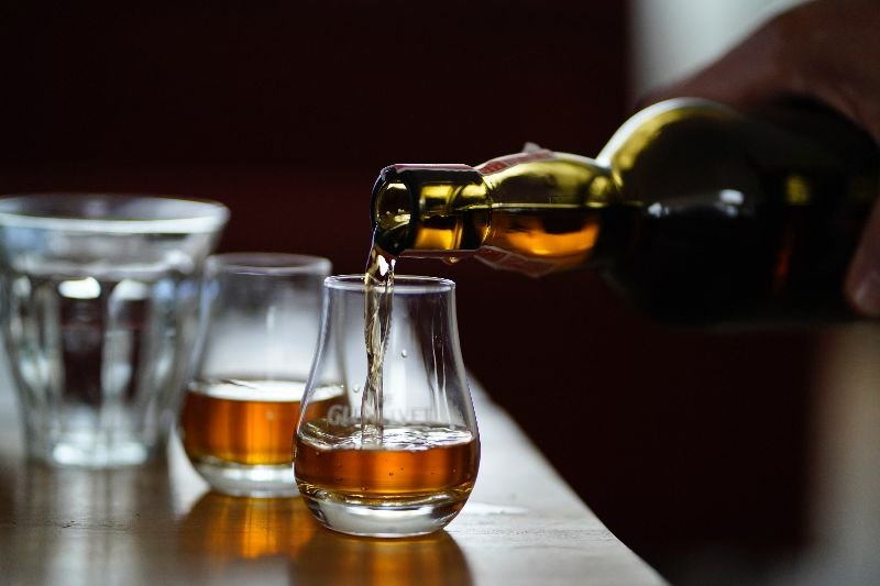 Book a whiskey tasting tour!