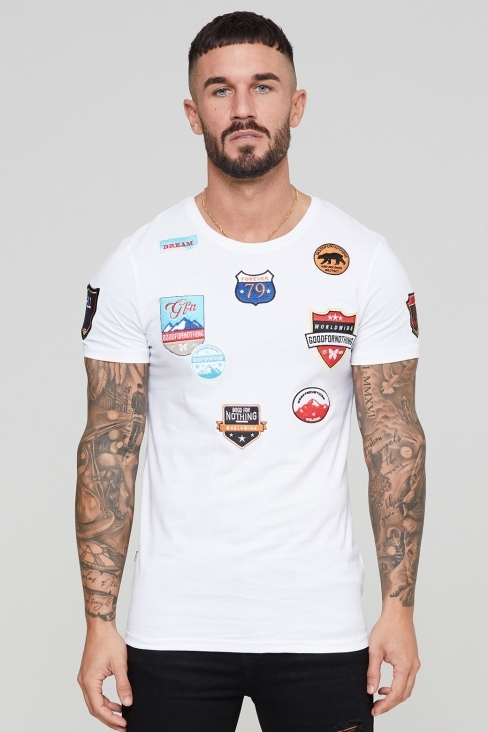 Expedition White T-shirt
