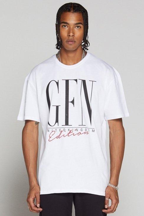 Edition Oversized White T-shirt