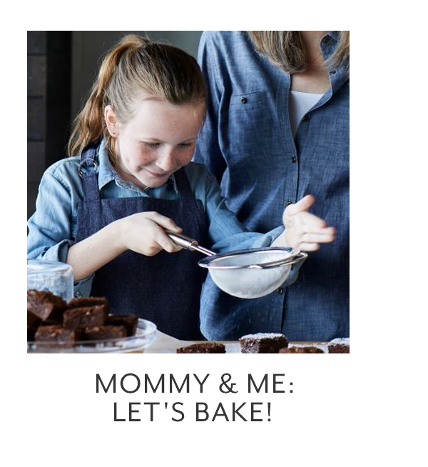 Mommy & Me: Let's Bake